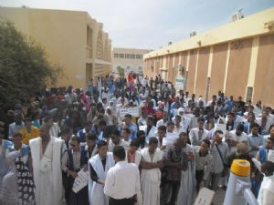 Communiqué du Syndicat National des Etudiants de Mauritanie