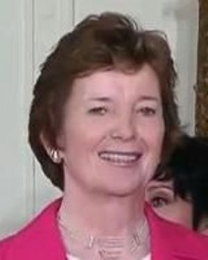 Mary Robinson en visite à Goma