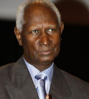 RDC : Abdou Diouf à Kinshasa pour une visite de trois jours