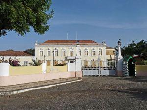 Cap-Vert : Lancement des travaux de la rénovation du Palais de la République