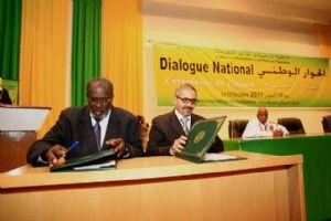 Mauritanie : L'opposition appelle le gouvernement à se prononcer sur la question du dialogue (SYNTHESE)