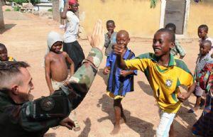 Côte d'Ivoire : Opération de présence dans les régions de Bouaflé et Gagnoa