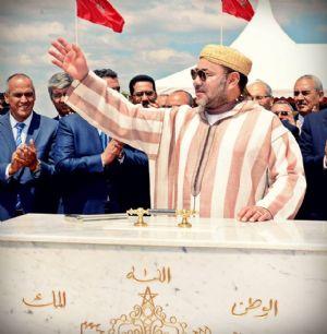 Tunisie : Le roi du Maroc effectue sa première visite depuis le printemps arabe