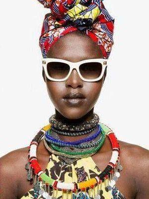 La mode appartient à l'Afrique