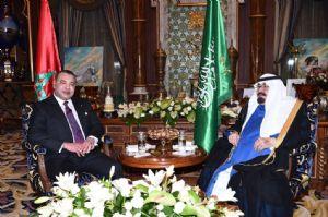 Visite officielle du Roi du Maroc Mohamed VI en Tunisie