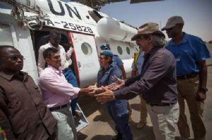 SOUDAN : Libération d'un employé de la Minuad enlevé au Darfour