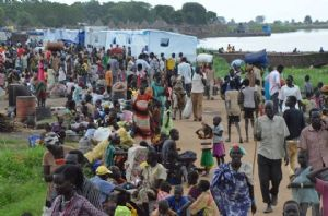 Le Soudan en situation d'urgence face à l'afflux de Sud-Soudanais