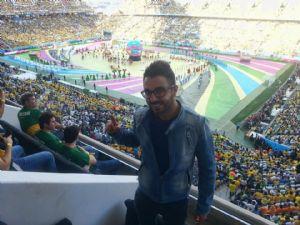 Le chanteur marocain Chawki grand gagnant de l'hymne du Mondial