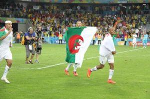 Explosion de joie en Algérie après une qualification historique en 8es de finale de l'équipe nationale