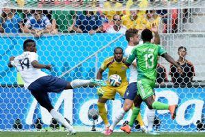 Mondial 2014 : Le Nigéria éliminé, un arbitrage en faveur des Bleus ?