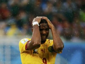 Mondial 2014 : Le passeport de Samuel Eto'o confisqué ?