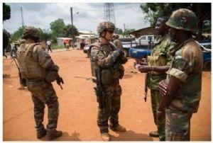 Sangaris : Point de situation, armée française