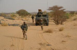 Serval : Point de situation armée française