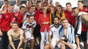 Si l'Allemagne était en Afrique, elle gagnerait un autre Mondial 2014