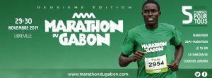 La 2ème édition du Marathon international du Gabon du 19 au 30 novembre