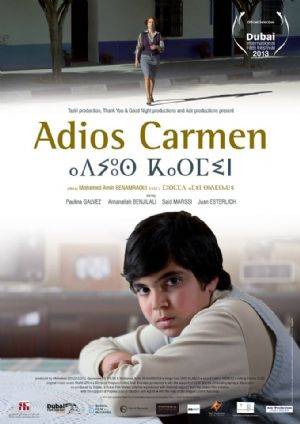 "<strong style=""margin-right:4px;"">© Facebook.</strong> Affiche du film Adios Carmen."
