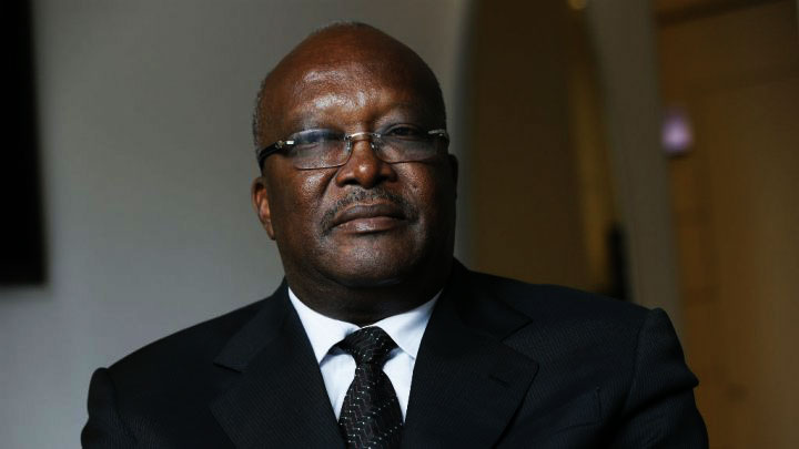 Burkina Faso : Le Président Kaboré annonce sa candidature pour le scrutin présidentiel de 2020