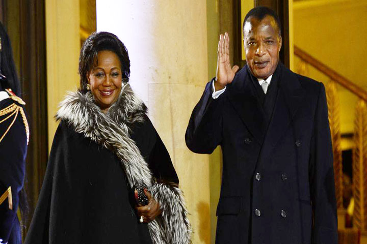 Congo-Brazzaville: Ennuis judiciaires d'Antoinette Sassou Nguesso?