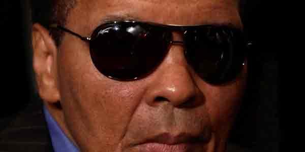 Inhumation de Mohamed Ali: La légende conduite à sa dernière demeure par les plus  grands