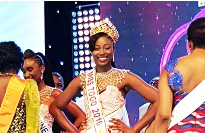 Miss-Togo 2017: Cornelia Dédévi Adomayakpo couronnée