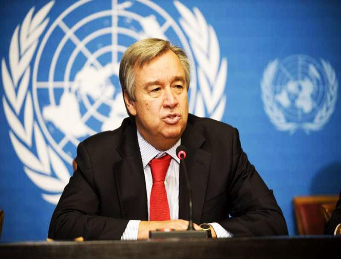 Somalie : António Guterres appelle à l'action