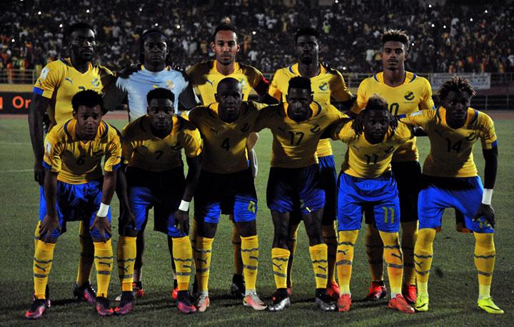 Football/Le Gabon, 4ème pays organisateur out dès le 1er tour dans l'histoire de la CAN