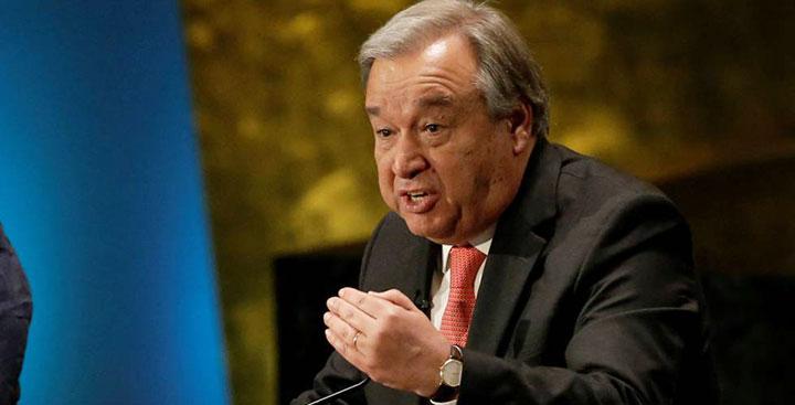 Antonio Guterres mène une lutte contre les abus sexuels