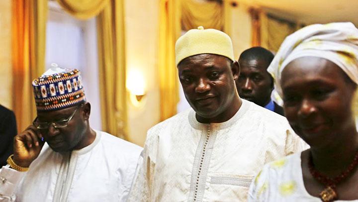Gambie : Adama Barrow créé son propre parti en vue des prochaines élections