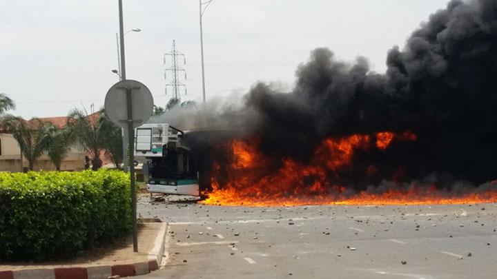 Mali: Le grand marché de Bamako ravagé par un incendie pour la 3ème fois !