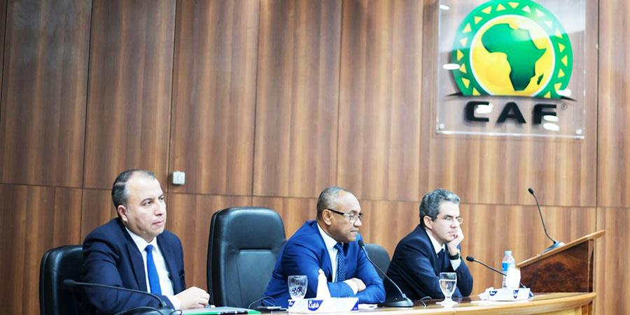 Football: Ahmad Ahmad, 1er défenseur de la candidature du Maroc d'organisation du Mondial 2026