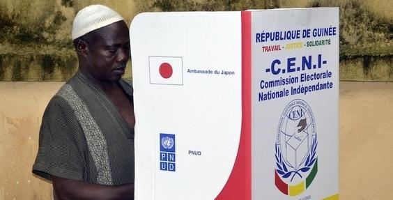 Guinée: Elections locales enfévrier 2018