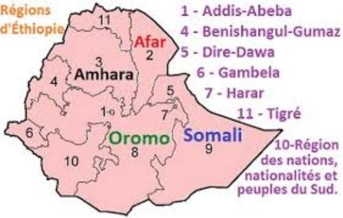 Ethiopie: le gouvernement veut mettre fin aux conflits meurtriers dans les régions d'Oromia et Somali