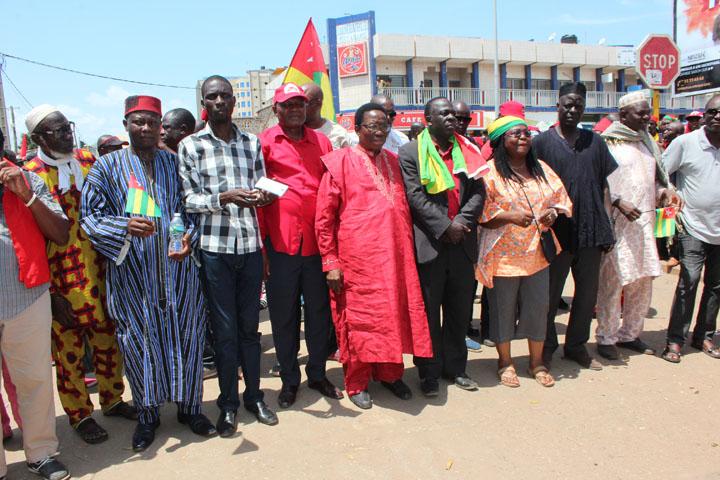 Togo : Boycott du recensement à partir du 1er octobre par la C14/Adjamagbo-Johnson décortique les mobiles de cette posture