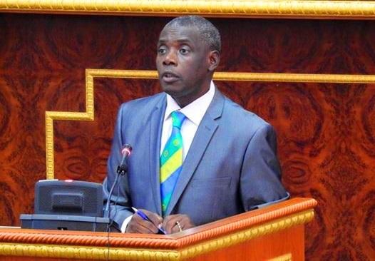 Gabon: probable levée d'immunité pour lesénateurOwono Nguema