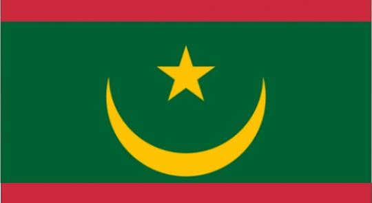 Mauritanie: de nouvelles couleurs nationales et un nouvel hymne entre en vigueur