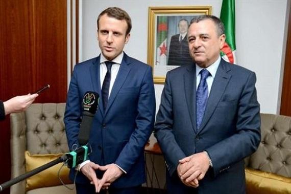 Emmanuel Macron en Algérie pour la seconde fois de l'année
