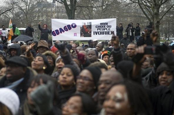 France: marche de soutien enprélude à la reprise ce lundidu procès de Gbagbo