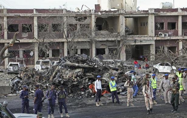 Somalie : un nouveau bilan fait état de 512 morts lors de l'attentat du 14 octobre