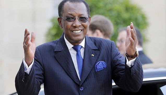 Tchad:l'accessionau pouvoir de Deby célébrée hier