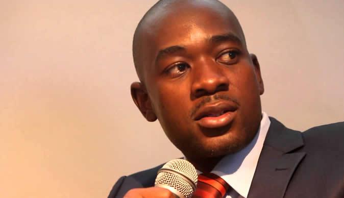 Zimbabwe : l'opposant Nelson Chamisa  empêché de tenir une conférence de presse