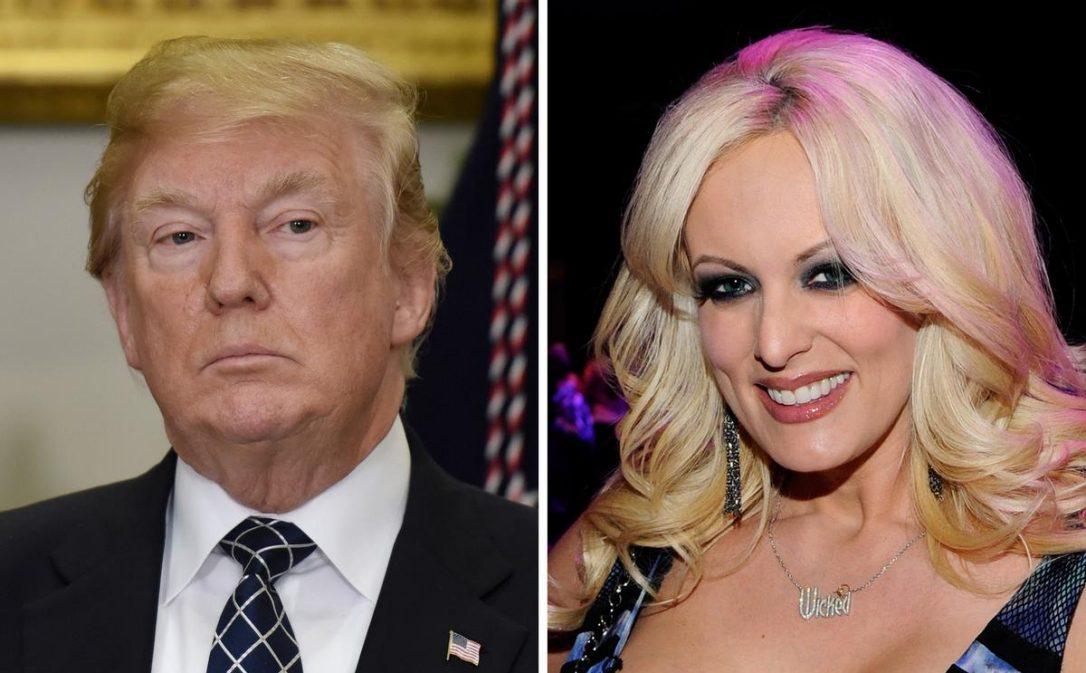 La Maison Blanche nie entièrement toute liaison entre Trump et Stormy Daniels