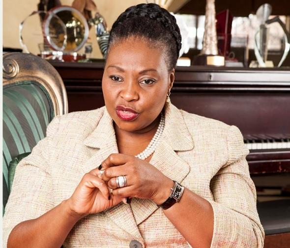 Tuberculose et Nutrition: la chanteuse sud-africaine nommée Ambassadeur de bonne volonté du NEPAD