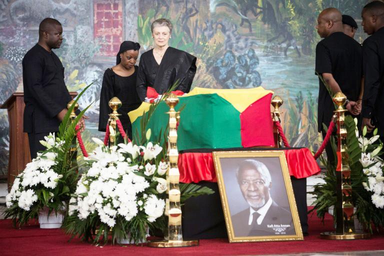 Mandela, Annan : A jamais des icônes mondiales soulignant le pas pris par l'Afrique anglophone sur l'Afrique francophone dans la formation des élites