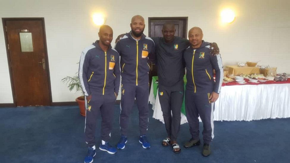 Cameroun/Sélection Nationale: le staff des Lions Indomptables au grand complet