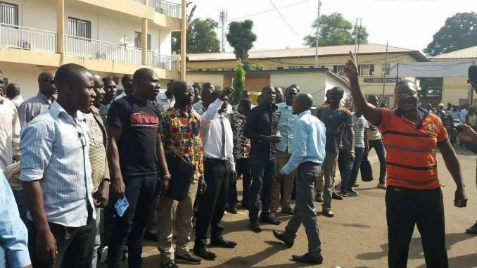Guinée/Grève dans l'éducation: les enseignants exigent 8 000000 GNF comme salaire de base
