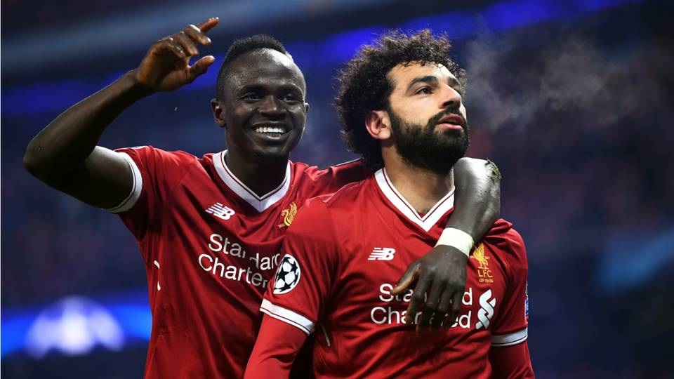 Premier League/12ème J : Mané et Salah, mettent Liverpool sur orbite