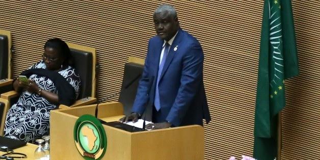 Le défi de l'Union Africaine