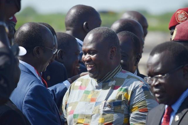 Soudan du Sud/Accord de paix : Après 2 ans d'absence, Riek Machar de retour à Juba
