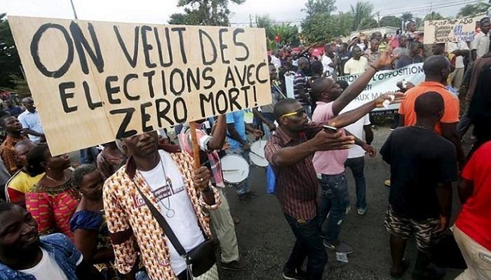 Côte d'Ivoire/Locales: cinq morts dans les violences électorales selon le gouvernement