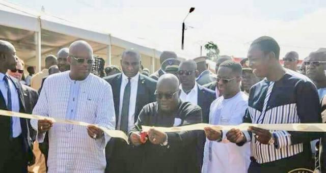 Burkina Faso/ Ghana : Inauguration d'une interconnexion électrique